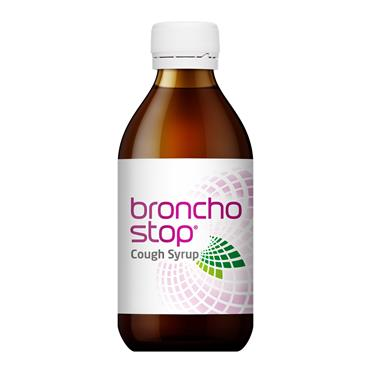 Buttercup Bronchostop Cough Syrup 290Ml