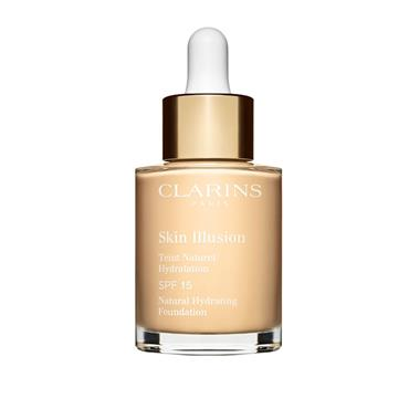 Clarins Makeup Skin Illusion Foundation Spf15 100.5 Creme 30Ml