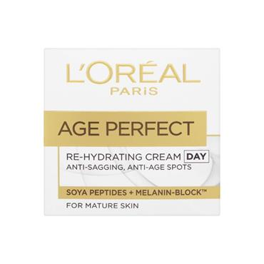 Loreal Paris Age Perfect Rehydrating Day Cream 50Ml