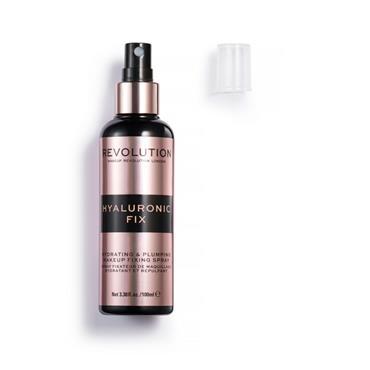 Makeup Revolution Hyaluronic Fix Fixing Spray 100Ml