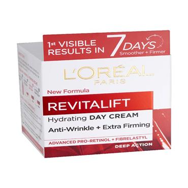 Loreal Paris Revitalift Anti-Wrinkle + Firming Day Cream 50Ml