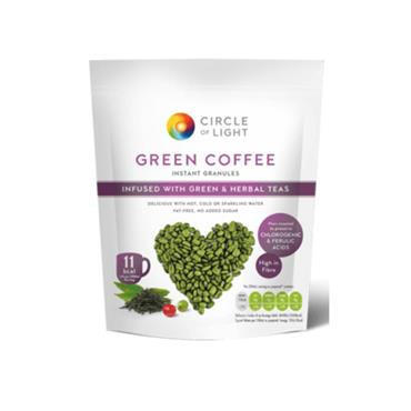 Circle Of Light Green Coffee Infused With Green And Herbal Teas 200G