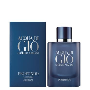 Armani Acqua Di Gio Profondo Eau De Parfum 75Ml