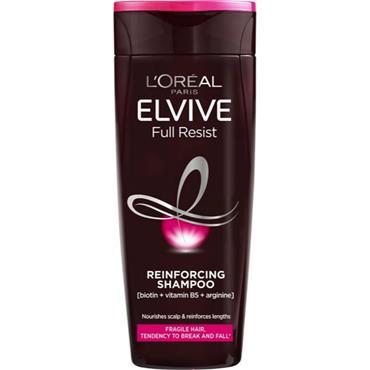 Loreal Elvive Full Resist Reinforcing Fragile Hair Shampoo 500Ml