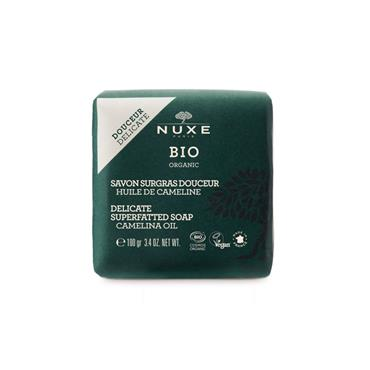 Nuxe Bio Delicate Superfatted Soap Camelina Oil 100Gr Vn059701