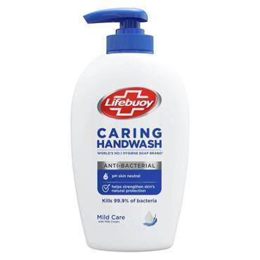Lifebuoy Caring Hand Wash 250Ml