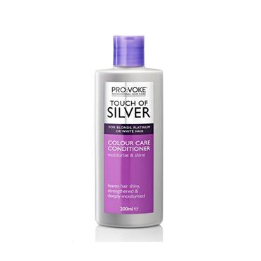 Provoke Touch Of Silver Conditioner Daily Nourish 200Ml