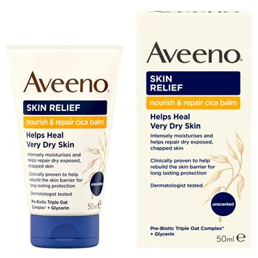 Aveeno Skin Relief Cica Balm 50Ml