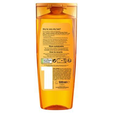 Loreal Paris Extraordinary Oil Shampoo 500Ml