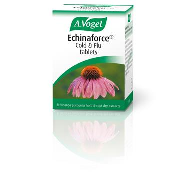 A Vogel Echinaforce Cold N Flu Chew Tablets 40 Tablets
