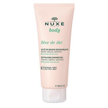 Nuxe Reve De The Revitalising Shower Jelly 200Ml
