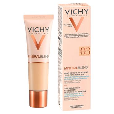 Vichy Mineralblend Fluid Foundation