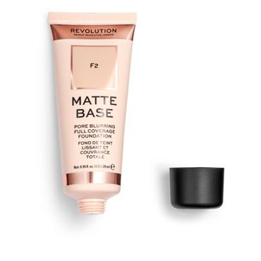 Makeup Revolution Matte Base Foundation