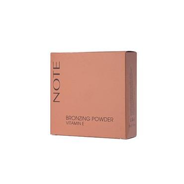 Note Cosmetics Bronzing Powder 3 shades