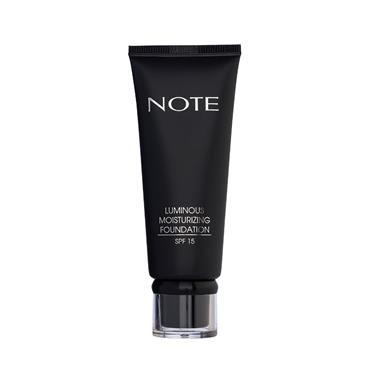 Note Cosmetics Luminous Moisturizing Foundation 35ml