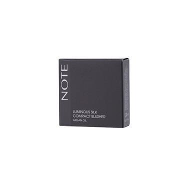 Note Cosmetics Luminous Silk Compact Blusher