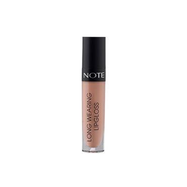 Note Cosmetics Long Wearing Lipgloss