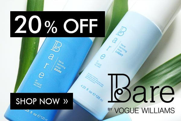Bare by Vogue 20% Off