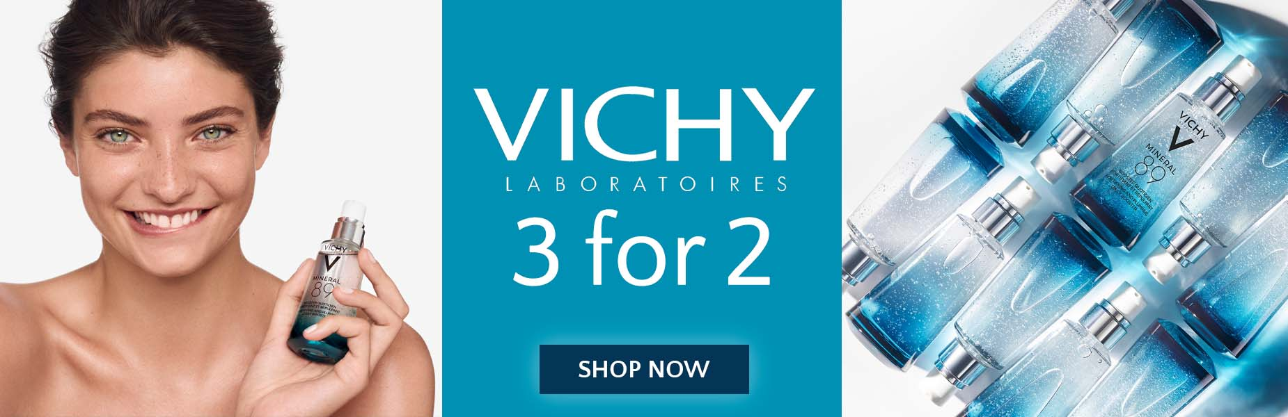 Vichy 3 for 2