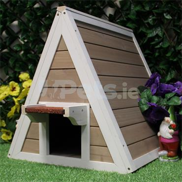 The Tabby Cat House