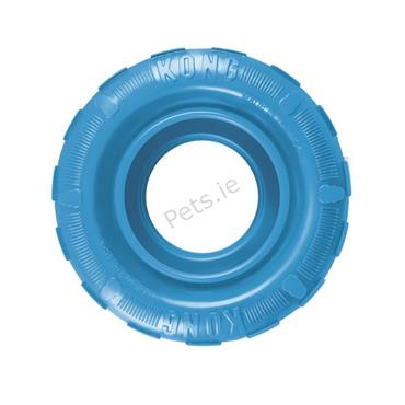Puppy Tyre Blue Puppy Toy