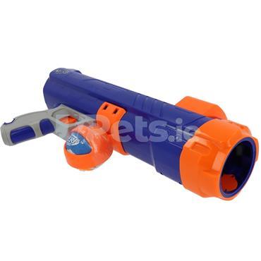 Nerf Tennis Ball Blaster - Dog Toy - 50FT