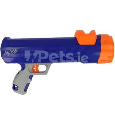 Nerf Tennis Ball Blaster - 30cm Puppy Toy - 35FT