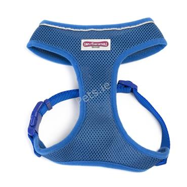 Comfort Mesh Dog Harness Blue