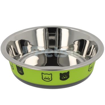 Stainless Steel Fusion Bowl Lime