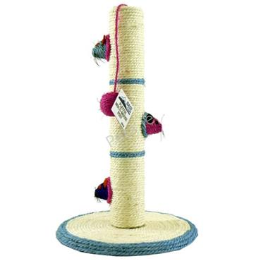 Cat Scratcher Multi Mouse Post