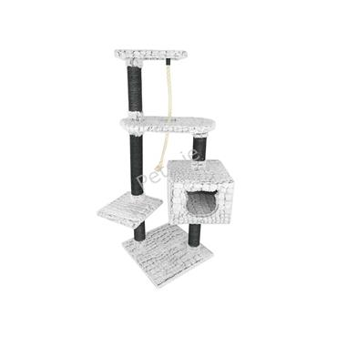 Trivor Snake Cat Scratch Tree Gym