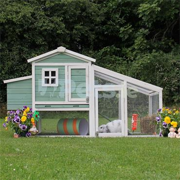 Katie Rabbit And Guinea Pig Hutch