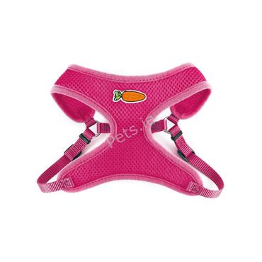 Small Animal Mesh Harness and Lead - Pink