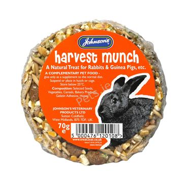 Rabbit Harvest Munch