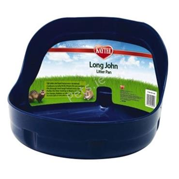 Small Animal Long John Litter Pan With Clips