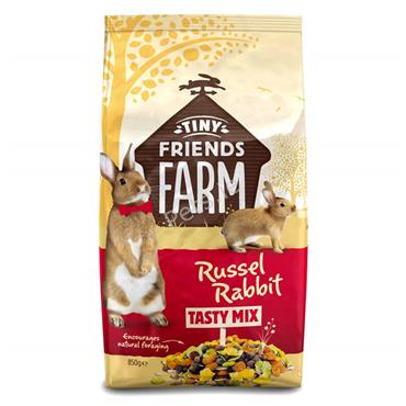 Russel Rabbit - Tasty Mix - Rabbit Food