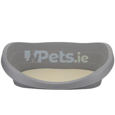 Plastic Dog Bed - Small