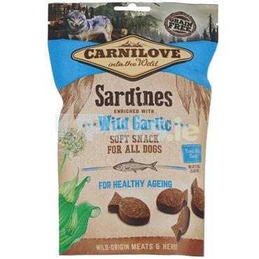 Carnilove Soft Treat - Sardines With Wild Garlic