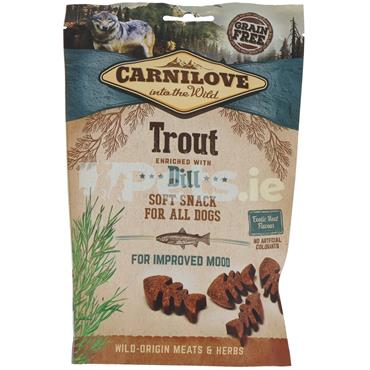 Carnilove Soft Treat - Trout With Dill