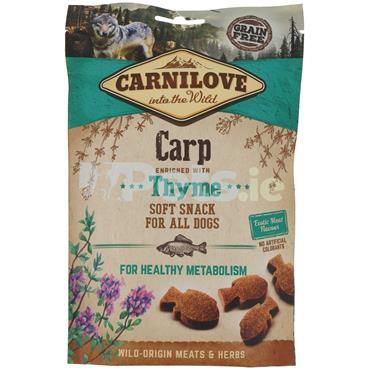 Carnilove Soft Treat - Carp With Thyme