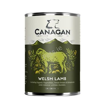 Canagan Dog Tin - Welsh Lamb