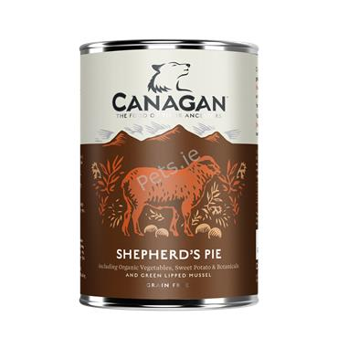 Canagan Dog Tin - Shepherd's Pie
