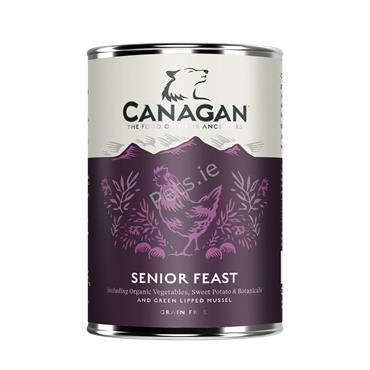 Canagan Dog Tin - Senior Feast