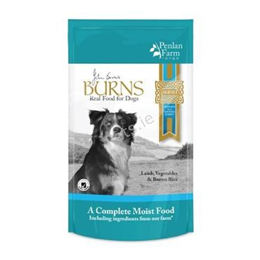 Burns Pouches - Penlan Lamb, Vegetables & Brown Rice