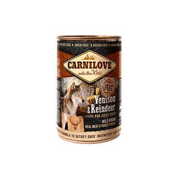 Carnilove Dog - Venison & Reindeer - Tin