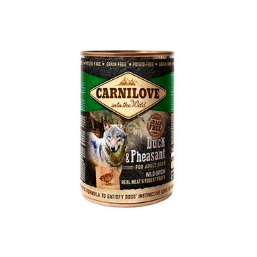 Carnilove Dog - Duck & Pheasant - Tin