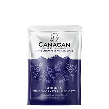 Chicken for Senior / Sterilised Cats - 85g
