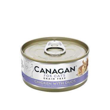 Canagan Cat Tin - Chicken With Duck