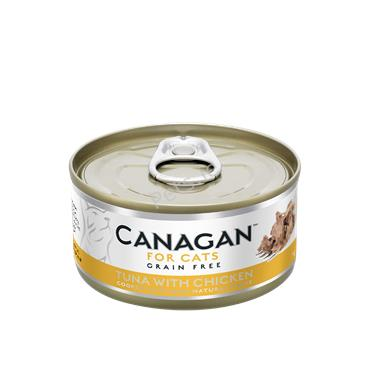 Canagan Cat Tin - Tuna With Chicken