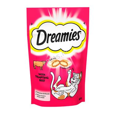 Dreamies Beef - Cat Treats